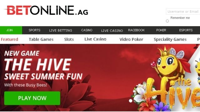 NV players Bet Online Casino